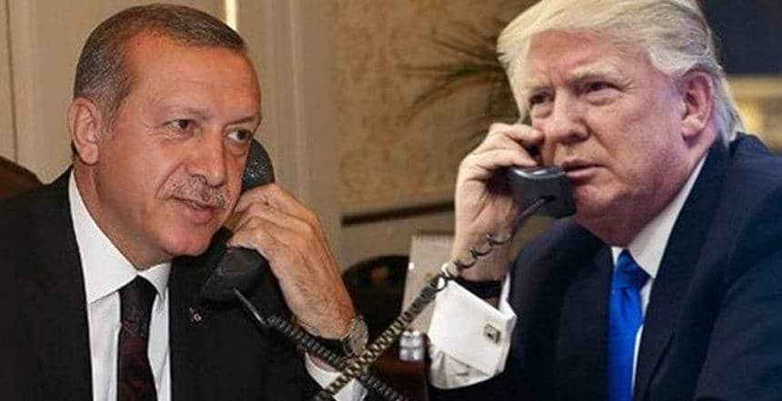 trump erdogan siria ritiro