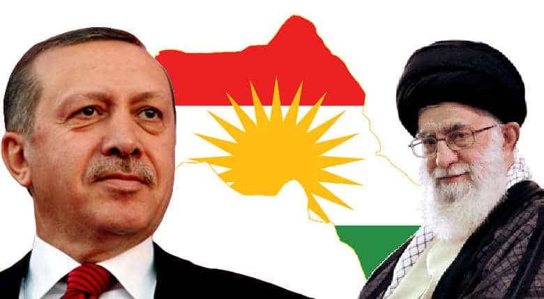 kurdistan turchia erdogan iran