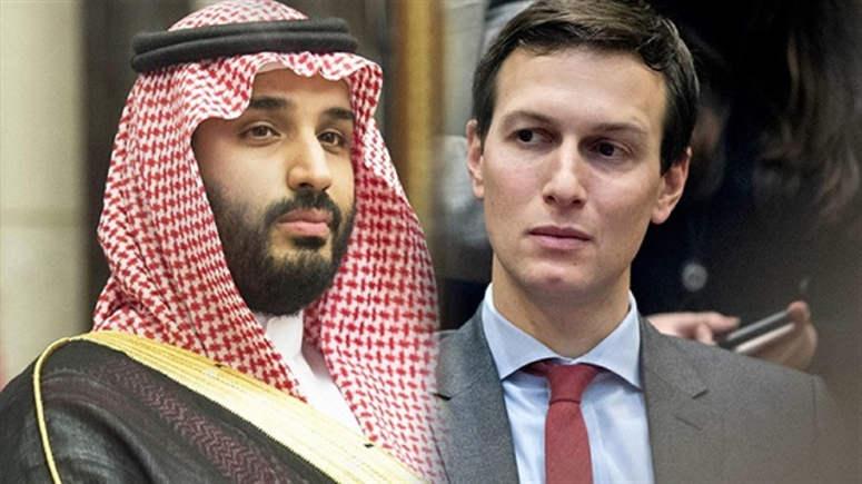 Mohammed bin Salman e Jared Kushner