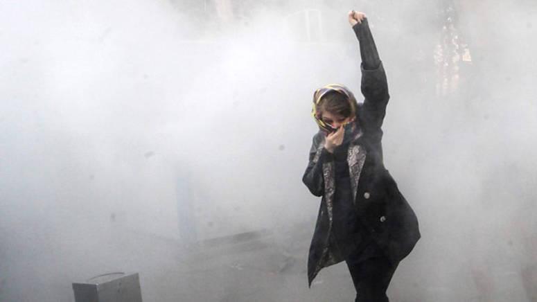 manifestazioni in iran