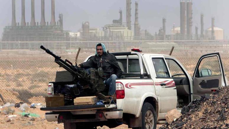 scontri libia
