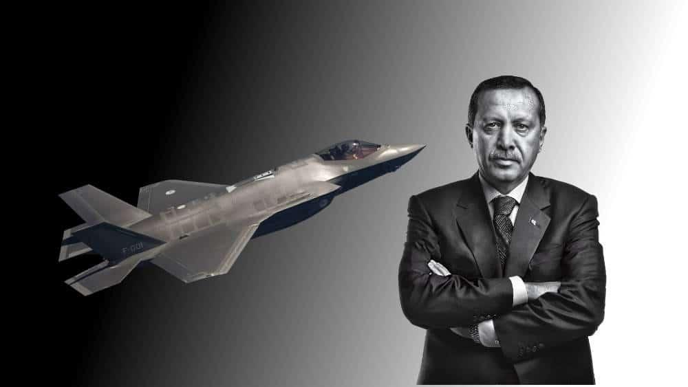 niente f-35 per erdogan
