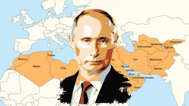 russia in medio oriente e nord africa